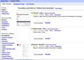 10 Glorious Google Drive Templates for Lecturers