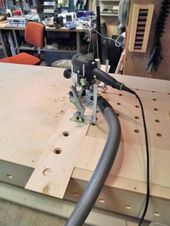 Wooden workbench with system / MFT self-made – building instructions to build yourself – 1-2-do.c …