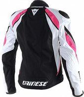Dainese Raptors, textile jacket women – bike gear