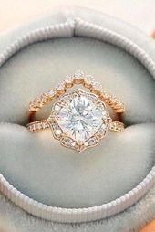 33 anillos de boda antiguos con los que estamos obsesionados   – wedding