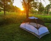 Tent Camping Tips for Women: Elevate Your Sleeping System #tentcampingtipslink