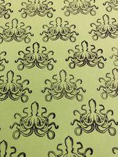 MINIATURE DOLLHOUSE WALLPAPER 1:12 SCALE HALLOWEEN SPIDER WEBS 1846