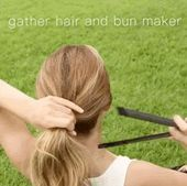 Magic Hair Bun Maker-Clip - 19. Oktober 2019 um 12:50 Uhr