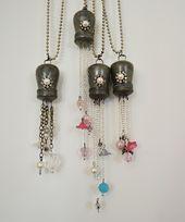 Anhänger aus Salz- / Pfefferstreuer   – recycled jewelry