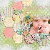 Bildergebnis für Sammelalbum-Layout für Babywanne #Papierhandwerk Bildergebnis f …