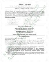 10 Best Teacher Resume Project Images On Pinterest | Sample Resume, Teaching  Resume And Resume Help