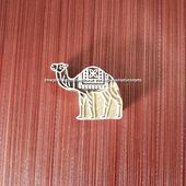 Camel stamp indian block print stamp rajasthan wood block stamp indian wooden stamp for printing animal soap making stamp traditional wood   – Animels