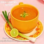 Red Lentil Soup شوربة العدس الأصفر أو الأحمر Red Lentil Soup Lentil Soup Food