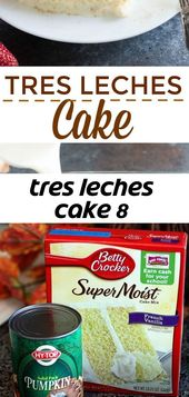 Tres leches cake 8