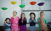 RASPBERRY: Celebrating children's birthday at the circus