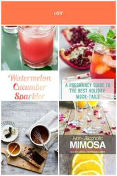 Party drinks nonalcoholic summer 52 ideas #nonalcoholicsummerdrinks Party drinks…   – home-decor-dream