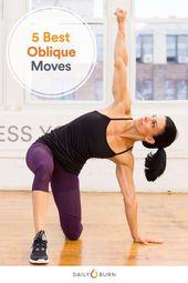 Optimieren Sie Ihre Obliques mit diesem Bauchmuskeltraining