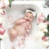 Beautiful milk bath photography – #Milchbadfotografie # …