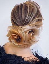 Einzigartige Frisur – #hairstyle #unique