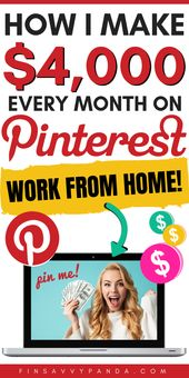 How To Make Money on Pinterest in 2019 (For Beginners – Little Wing