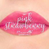 Pink Strawberry Gloss