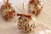 Zimt-Pekannuss-Karamell-Äpfel   – wedding