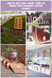 aire de jeux pour jardin ravissante mur escalade bois magnifique enfants Jeux po…