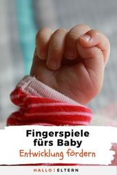 Finger games for babies: well-known rhymes with movement instructions 🖐👏