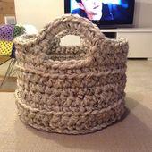 My Favorite Basket… So Far (Crochet in Color)