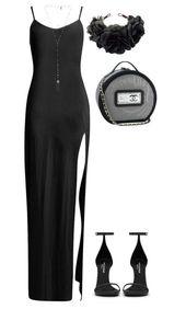 Edles Outfit für Party, Hochzeit, Abschlussball, Event