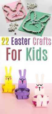 Easter Crafts For Youngsters