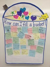 Stellar Bucket Filler Actions to Encourage Kindness