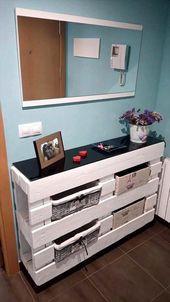 70 Ideen für Möbel aus Paletten und andere clevere Ideen!