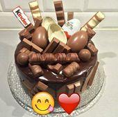 Geburtstagstorten Kinder Überraschung – Google Search   – Cakes