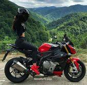 Biker Girl auf BMW S1000RR – #biker #BMW #girl # S1000RR – Auto und Girl – #Car #b …   – Patchwork quilts