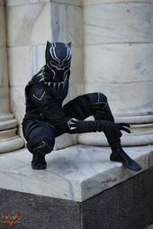 TheUltimateChaser Black Panther Cosplay   – Photo ideas
