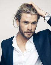 Trendy Hairstyles Men Longhair, #Hairstyle #hair # Men #Trendy