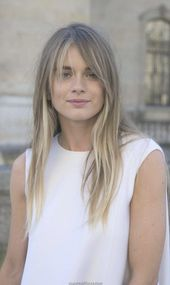 50 nouvelles idées de hairstyle avec une frange latérale pour secouer votre fashion