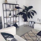 30 idées de design de salons industriels confortables qui surprendront vos invités