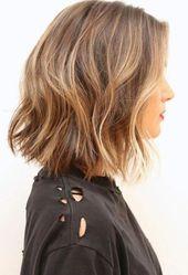 Trendige Frisur: 7 Schnitte für feines Haar – Women 's Today   – coiffure