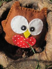33 Tremendous Cute Felt Toy Patterns Your Youngsters Will Like to Play With!