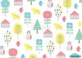 最高の壁紙:【トップコレクション】北欧イラスト動物  – HD壁紙&イラスト画像
