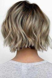 50 beeindruckende kurze Bob-Frisuren zum Ausprobieren