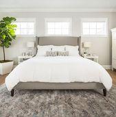 70 + außergewöhnliche Bauernhaus Master Bedroom Ideas