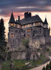 Berlepsch Castle, Witzenhausen, Hesse, Germany – Photography