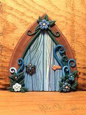 100 Fantastische Diy Polymer Clay Fairy Garden Ideen Fimo Fimo Skulpturen Polymer Knetmasse