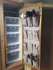 39 Easy DIY RV Ideas for Hacks and Organization