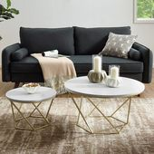 Manor Park Coffee Table – Set of 2