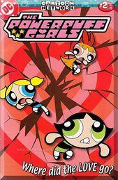 POWERPUFF GIRLS Comic # 48 SEDUSA Strikes Again RARE!