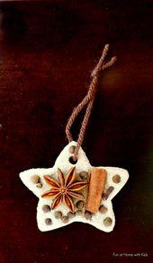 #ornamente #teig #ganz #gewürz #chai #salz