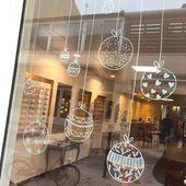 SO sooo cute: Pour Noël : dessiner sur les vitres avec Marie-Claire idées