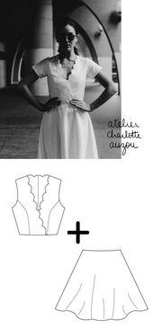 Concevez votre gown personnalisée avec Charlotte Auzou