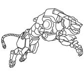Voltron Yellow Lion Coloring Pages Educative Printable Lion Coloring Pages Coloring Pages Coloring Pages For Kids