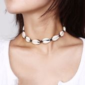 20+ Styles Puka shell statement necklace for women