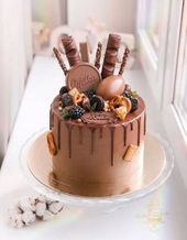Birthday Cake 18th Chocolate 65 Ideas